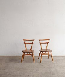 double back chair / Yellow dot[LY]