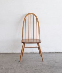 ERCOL quaker chair / beech wood seat[LY]