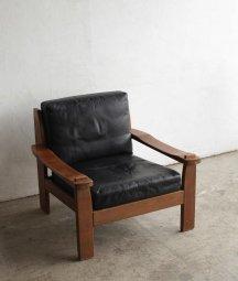 oak frame sofa[DY]