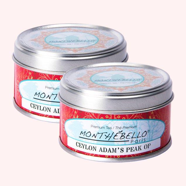 セイロン・アダムスピークOP 25g缶【2缶セット】