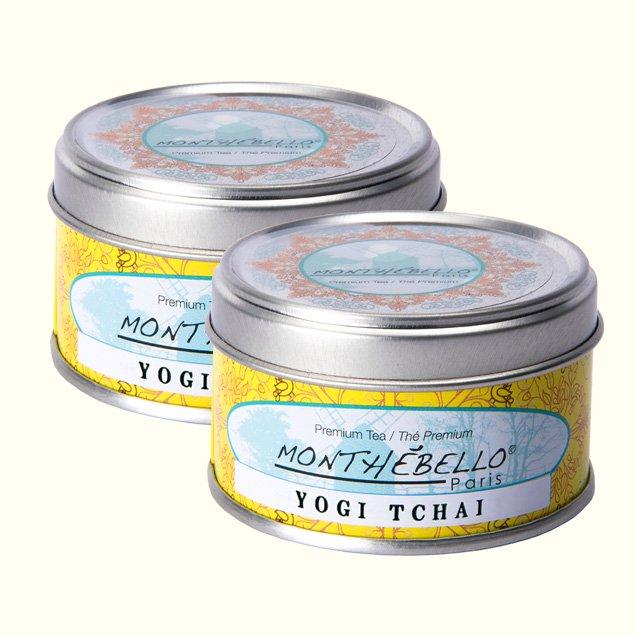 ヨギ チャイ 25g缶【2缶セット】