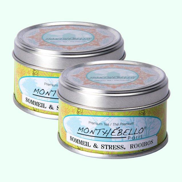 ルイボス・ティザーヌ 25g缶【2缶セット】