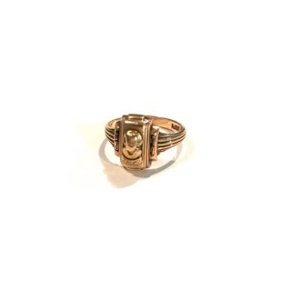"【HERFF JONES】<br>COLLEGE RING ""1944's""<br>※used"