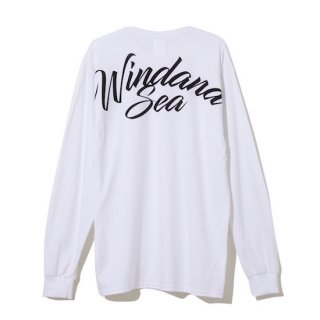 [WIND AND SEA]<br>LONG SLEEVE CUT-SEWN C