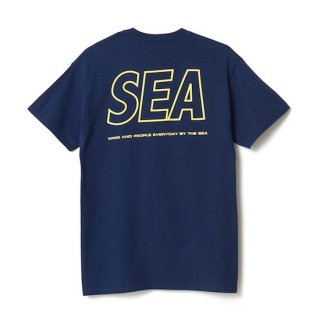 【WIND AND SEA】<br>T-SHIRT H