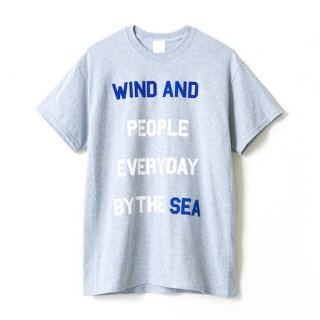 【WIND AND SEA】<br>T-SHIRT J