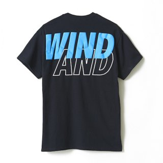 【WIND AND SEA】<br>T-SHIRT I