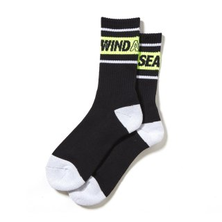 【WIND AND SEA】<br>SOCKS A