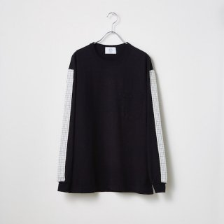 【KUON】<br>LONG SLEEVE T-SHIRT