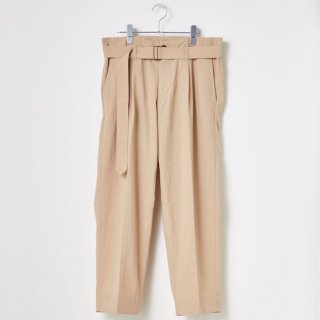 【KUON】<br>TAPERED PANTS