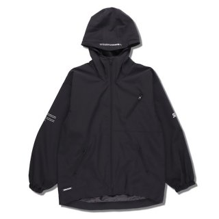 【WIND AND SEA】<br>WDS REFLECTION NYLON PARKA