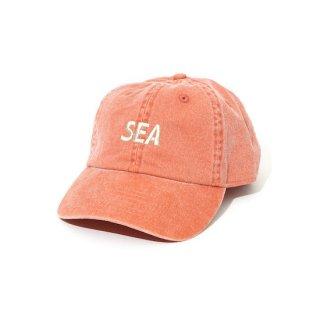 【WIND AND SEA】<br>SEA P-DYE CAP