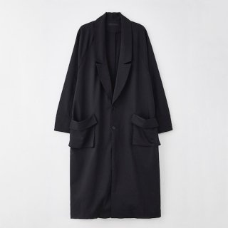 【JUHA】<br>BACKOPEN OVERCOAT