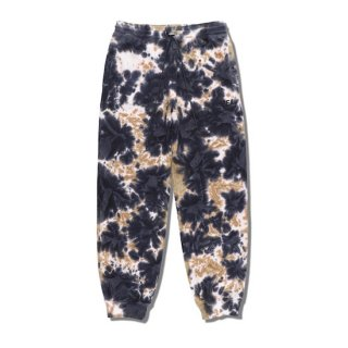 【WIND AND SEA】<br>WDS TIE-DYE SWEAT PANTS