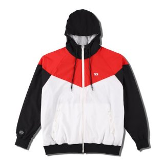 【WIND AND SEA】<br>WDS HOODED ZIP-UP JACKET(CITY)