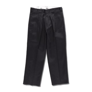 【WIND AND SEA】<br>WDS × DICKIES 2TUCK TROUSERS