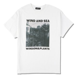 【WIND AND SEA】<br>WDS (W&P) PHOTO T-SHIRT