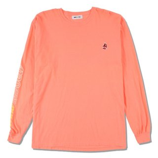 【WIND AND SEA】<br>WDS(sail-boat) L/S T-SHIRT