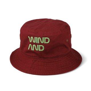 【WIND AND SEA】<br>SEA(SPC) BUCKET HAT