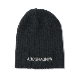 【WIND AND SEA】<br>WDS CABLE BEANIE