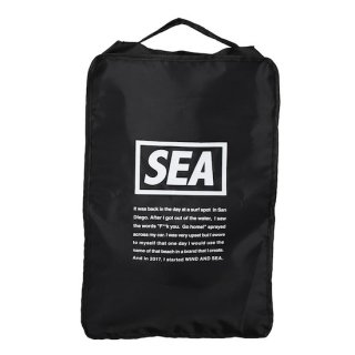 【WIND AND SEA】<br>WDS TRAVEL PUOCH(LARGE)