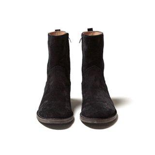 【MINEDENIM】<br>×nonnative Side Zip Boots