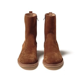 【MINEDENIM】<br>×nonnative Side Zip Boots