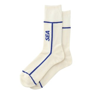 【WIND AND SEA】<br>×CHICSTOCKS Line sox