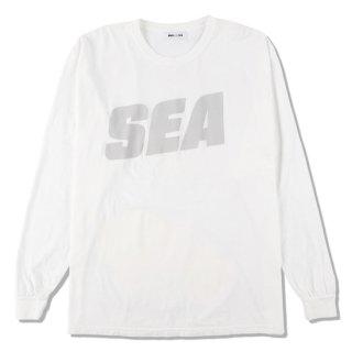 【WIND AND SEA】<br>SEA (sea-alive) L/S T-SHIRT
