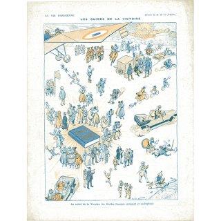フランスの雑誌 〜LA VIE PARISIENNE〜より(Raymond de la Nézière)030