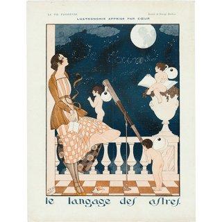 フランスの雑誌 〜LA VIE PARISIENNE〜ジョルジュ・バルビエ 078