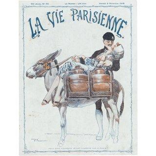 フランスの雑誌挿絵 〜LA VIE PARISIENNE〜より(ルネ・ヴィンセント/René Vincent)098