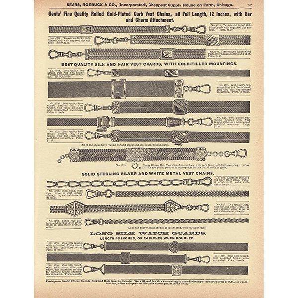 シアーズ・ローバック通販カタログより3set(1968年)sr009