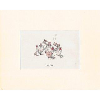 The Happy Heart Family 著:Virginia Gerson(ナーサリー・ライム)0005