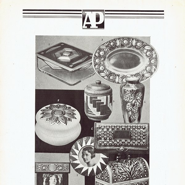 フランスのアールデコ装飾美術雑誌 〜L'ARTISAN PRATIQUE〜より 0145