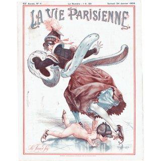 フランスの雑誌表紙 〜LA VIE PARISIENNE〜より(Chéri Hérouard)0148