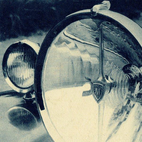 MARCHAL(マーシャル)1932年ヴィンテージ広告 0045