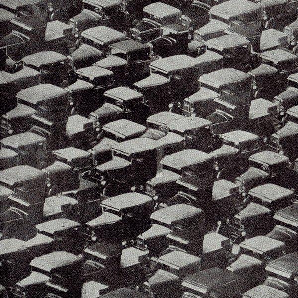 Citroën(シトロエン)1930年 フレンチヴィンテージ広告  0062