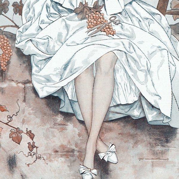 フランスの雑誌挿絵 〜LA VIE PARISIENNE〜より(シェリ・エルアール/Chéri Hérouard)0247