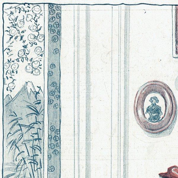 フランスの雑誌挿絵 〜LA VIE PARISIENNE〜より Georges Alfred Pavis 0262