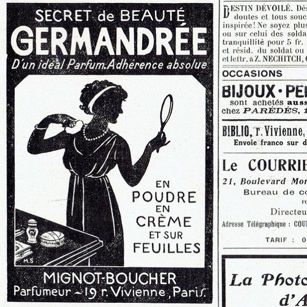 フランスの雑誌表紙 〜LA VIE PARISIENNE〜(ジョルジュ・レオネック/Georges Léonnec)0266