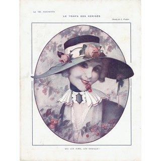 フランスの雑誌挿絵 〜LA VIE PARISIENNE〜(Léo Fontan)0268