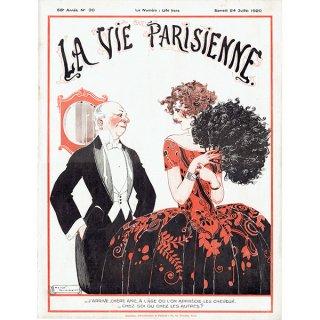 フランスの雑誌挿絵 〜LA VIE PARISIENNE〜より(ルネ・ヴィンセント/René Vincent)0272