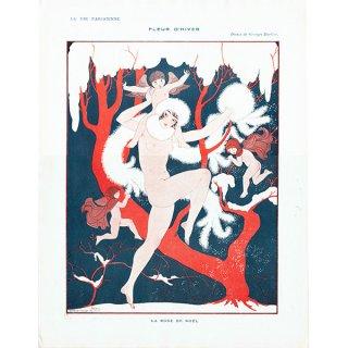 ジョルジュ・バルビエ(George Barbier)フランスの雑誌挿絵 〜LA VIE PARISIENNE〜より 0289