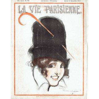 フランスの雑誌表紙 〜LA VIE PARISIENNE〜より(ルネ・ヴィンセント/René Vincent)0347