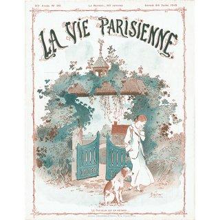 フランスの雑誌挿絵 〜LA VIE PARISIENNE〜より (René Préjelan)0354