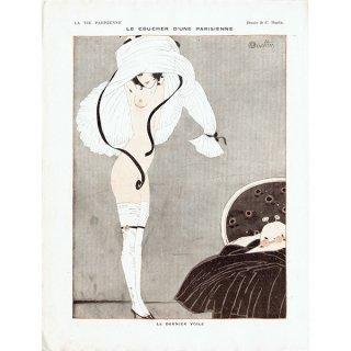 フランスの雑誌挿絵 〜LA VIE PARISIENNE〜より(シャルル・マルタン/Charles Martin)0378