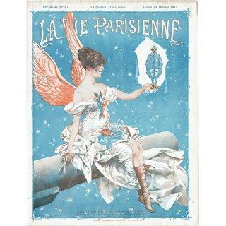 フランスの雑誌表紙 〜LA VIE PARISIENNE〜より(シェリ・エルアール/Chéri Hérouard)0377