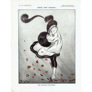 フランスの雑誌挿絵 〜LA VIE PARISIENNE〜より (Bouby-Passy) 0426