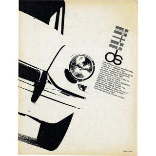 1962年 シトロエンDS(Citroën DS)フレンチヴィンテージ雑誌広告 0088<img class='new_mark_img2' src='https://img.shop-pro.jp/img/new/icons5.gif' style='border:none;display:inline;margin:0px;padding:0px;width:auto;' />
